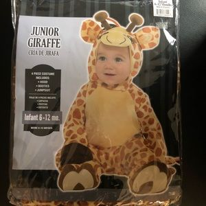 Other - 6-12 month giraffe costume. Cutest ever!!